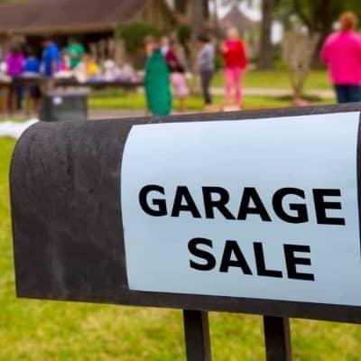 10 Tips To Have A Money Maker Garage Sale