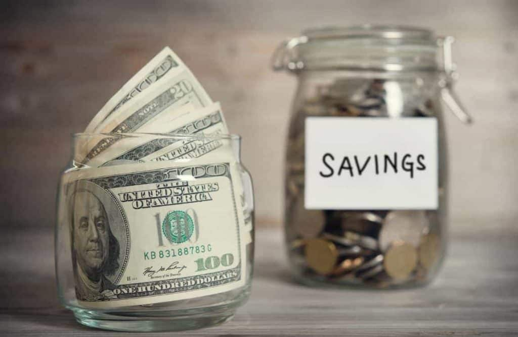 Are you looking to save more money this year? Check out these 8 simple money saving tips that will help you save over 00 this year! Use this money to pay off debt, build an emergency fund, save it for a down payment to buy your first house or anything you want! Debt free, money tips #personalfinance #moneysavingtips
