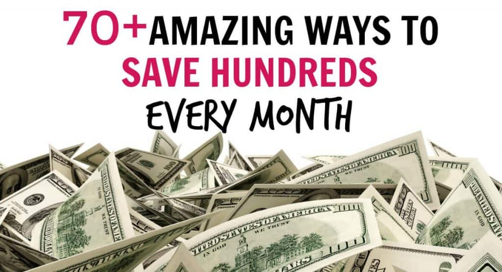 75 Frugal Tips to Save Money Every Month