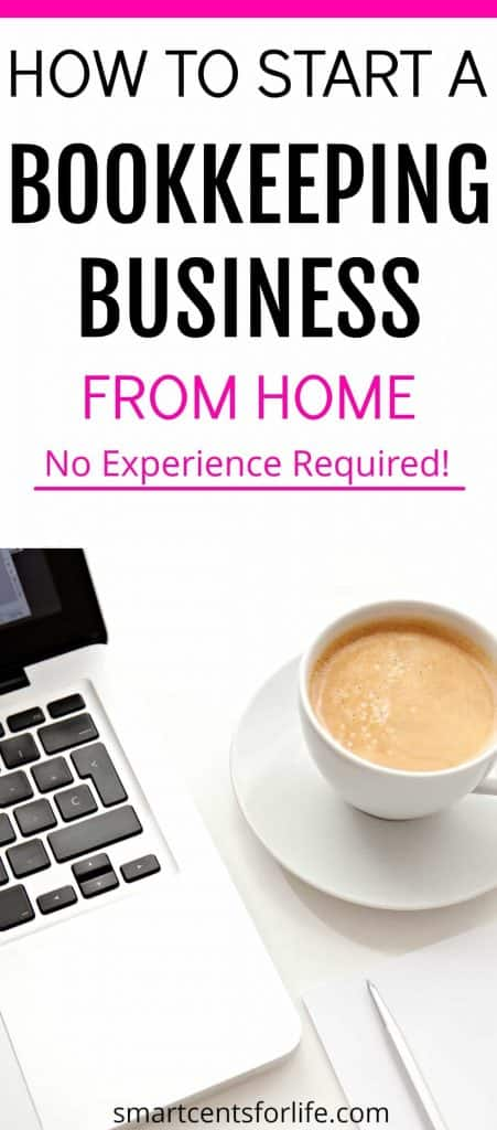 How To Start a Bookkeeping Business from Home. Starting a bookkeeping business is a great work from home option. It is a very flexible and profitable business where a degree or previous experience is not required. You can work from anywhere as a bookkeeper. Learn these tips on how to start a bookkeeping business and start working from home.
