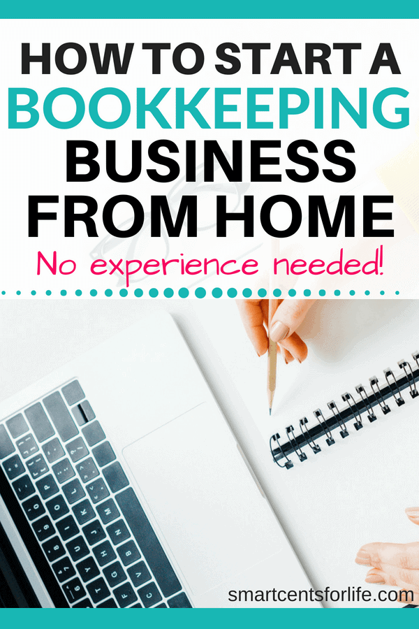 Are you looking to start your own business? Find out how you can become a bookkeeper and start working from home. No experience needed. How to start a bookkeeping business. Make money from home as a bookkeeper, work from home, free training for beginners