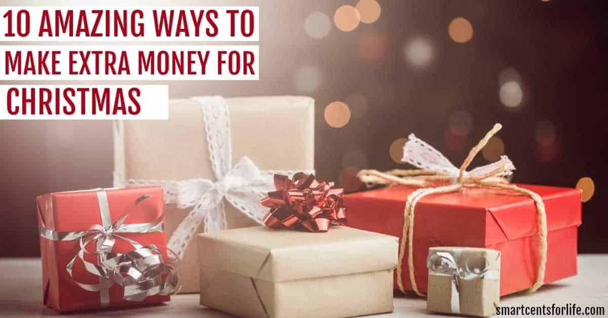 10 Amazing Ways To Make Extra Money for Christmas – Smart Cents ...