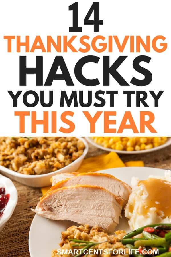 Hosting a Thanksgiving dinner can be overwhelming and stressful. These Thanksgiving tips and hacks would make dinner easier and less hectic for the big day. These are 14 Thanksgiving hacks you must try this year!