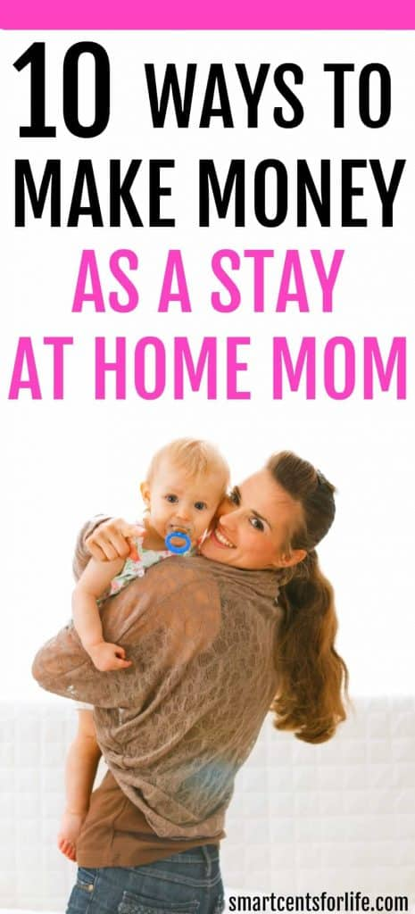 Here are 10 work from home jobs for stay at home moms. These ideas will help you find the right side hustle to make extra money from home. Extra income ideas | earn money | stay at home mom jobs | survey for money | make money fast | extra cash | make money at home | make money online | earn extra money #makeextramoney #workfromhome #workfromhomejobs #jobsformoms #stayathomemomjobs