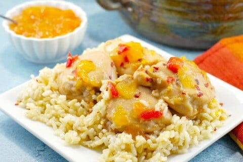 Easy-Apricot-Chicken-Recipe