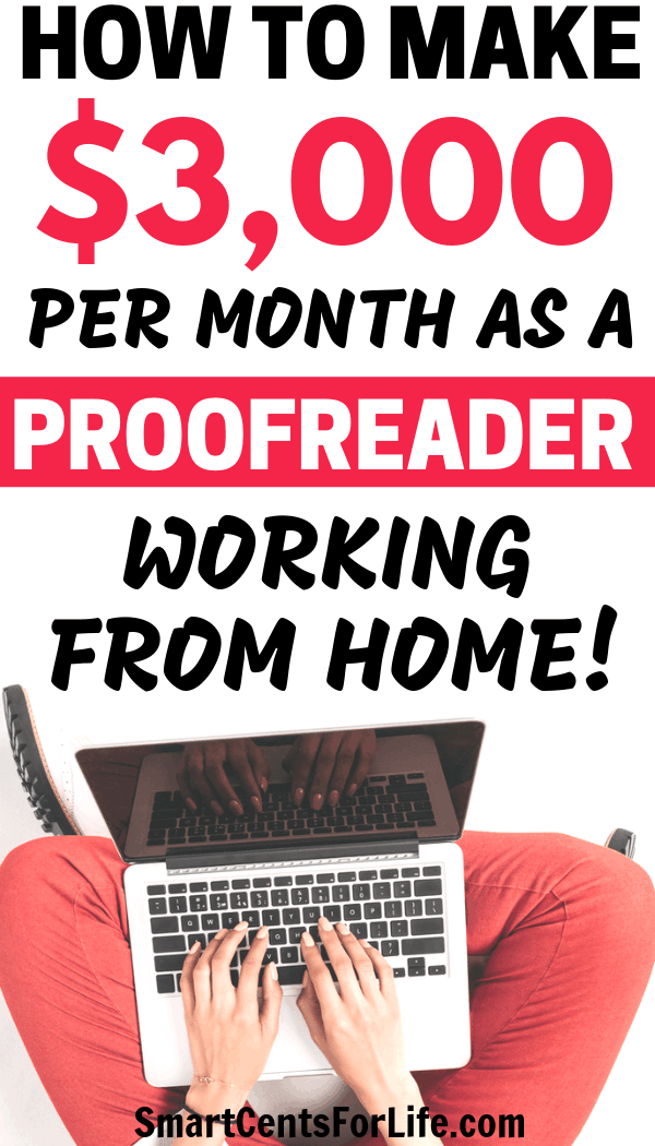 How to Make Money From Home as a Proofreader. Making money at home is possible and with this proofreading job, you can start today! Even if you are a beginner or have little to no experience you can make money from home working as a part time or full time job.