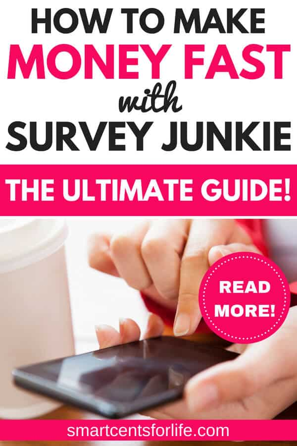 Looking to make extra money with paid surveys? Check out this complete review on how to earn money with Survey Junkie! Make money online fast and in your spare time with Survey Junkie. The fastest and easiest way to make money from home!