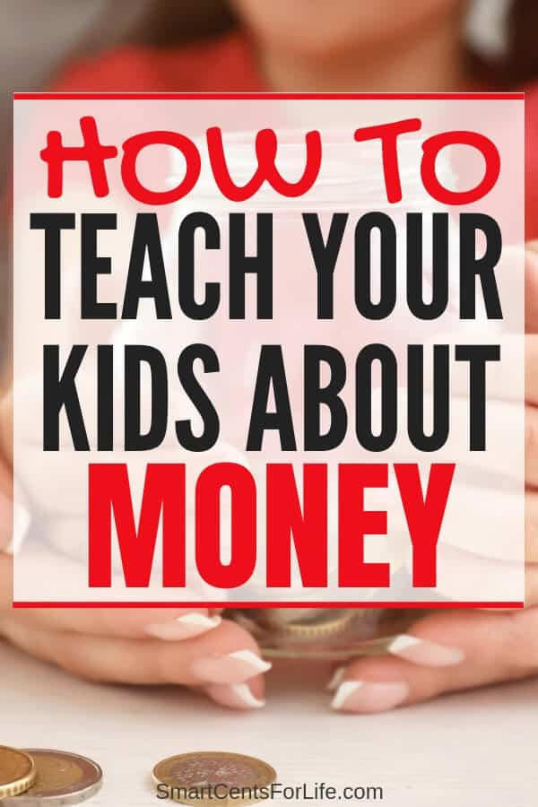 Teaching your kids about money is one of the best lessons that your little ones could get in life. When kids learn about earning, saving, spending or giving money they will acquire the basics on how to handle financial situations later in life. #moneytips #debtfree #savingmoney #moneysavingtips #parentingtips