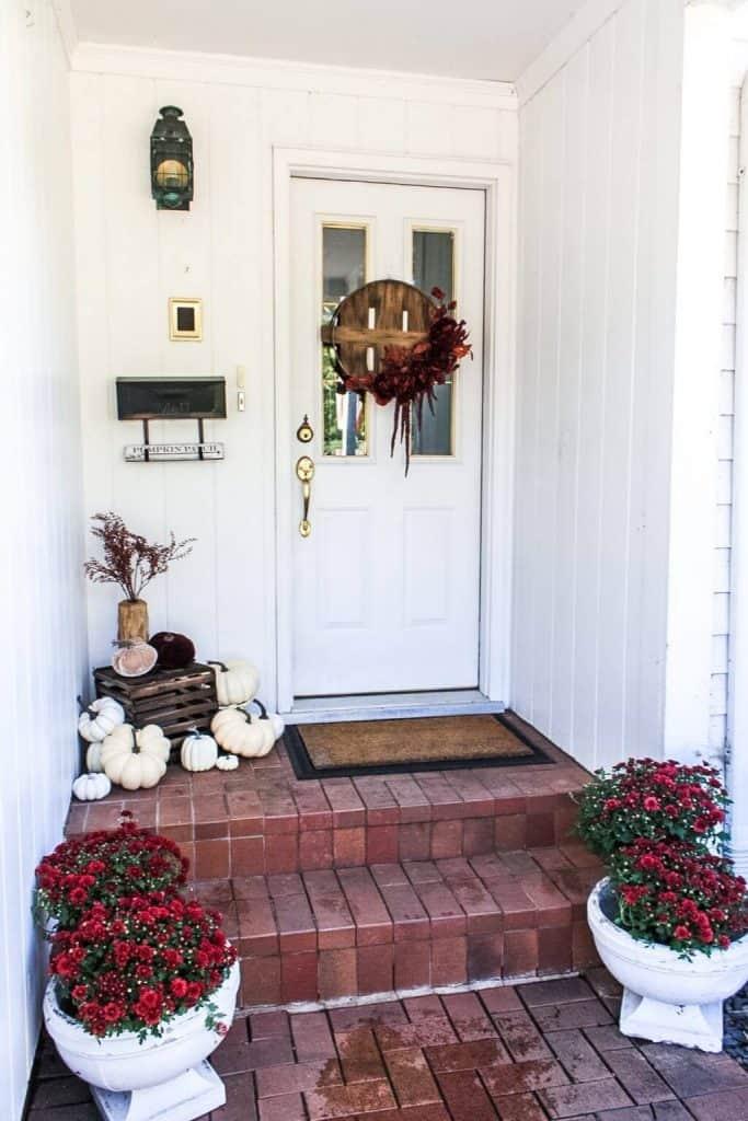 21 Fall Front Porch Decor Ideas