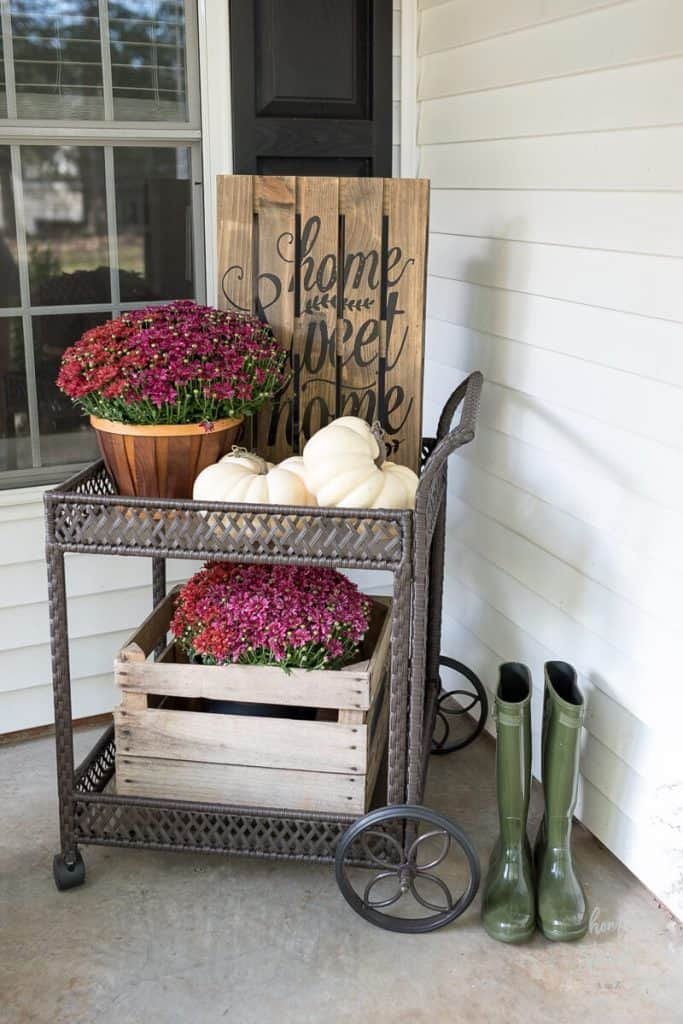 21 Fall Decorating ideas For Your Front Porch